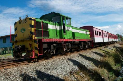 North Borneo Railway 08