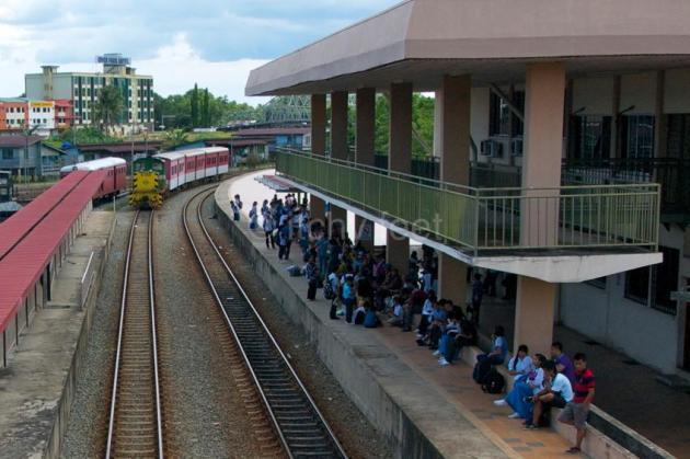 North Borneo Railway 09