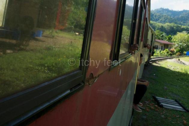 North Borneo Railway 12