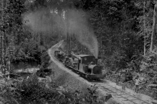North Borneo Railway 3