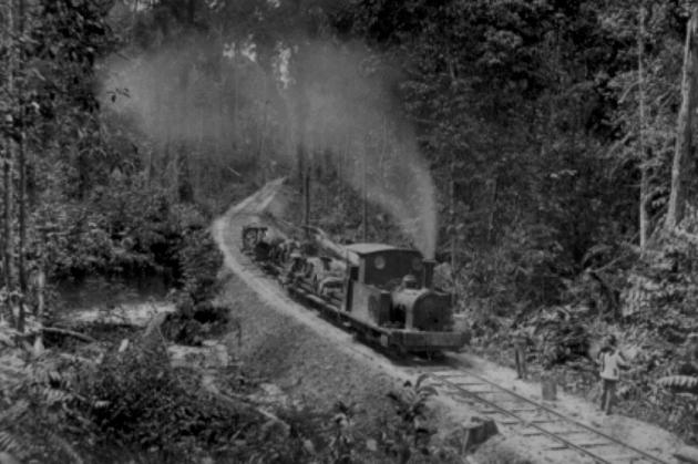 North Borneo Railway 3