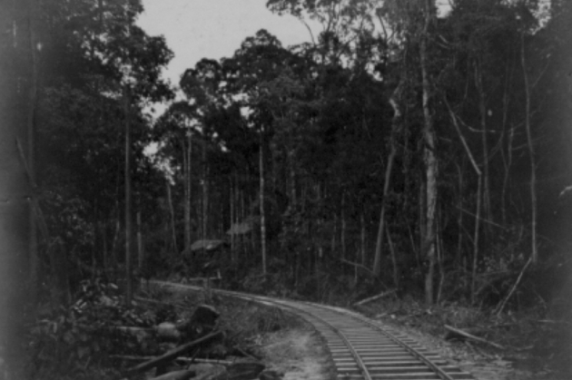 North Borneo Railway 4