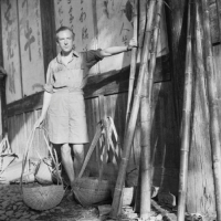 Cecil Beaton in wartime China