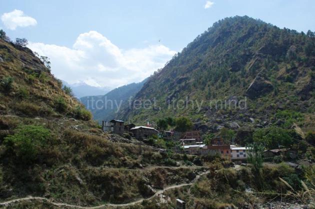 Langtang trail 04