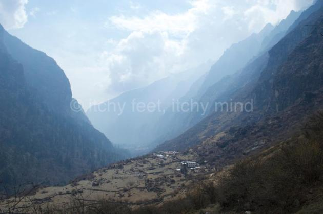 Langtang trail 36