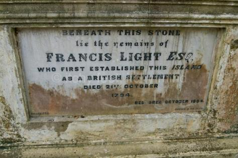 Francis Light 03