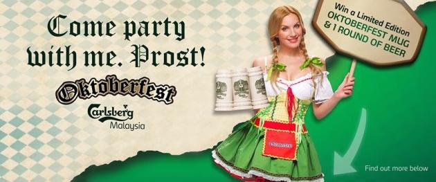 Oktoberfest advert 2